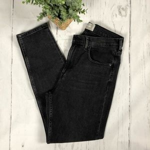 Everlane Black High Rise Skinny Jeans Size 30